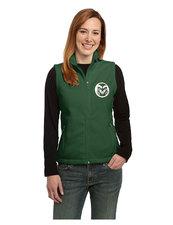 CSU Ladies Dark Green Vest